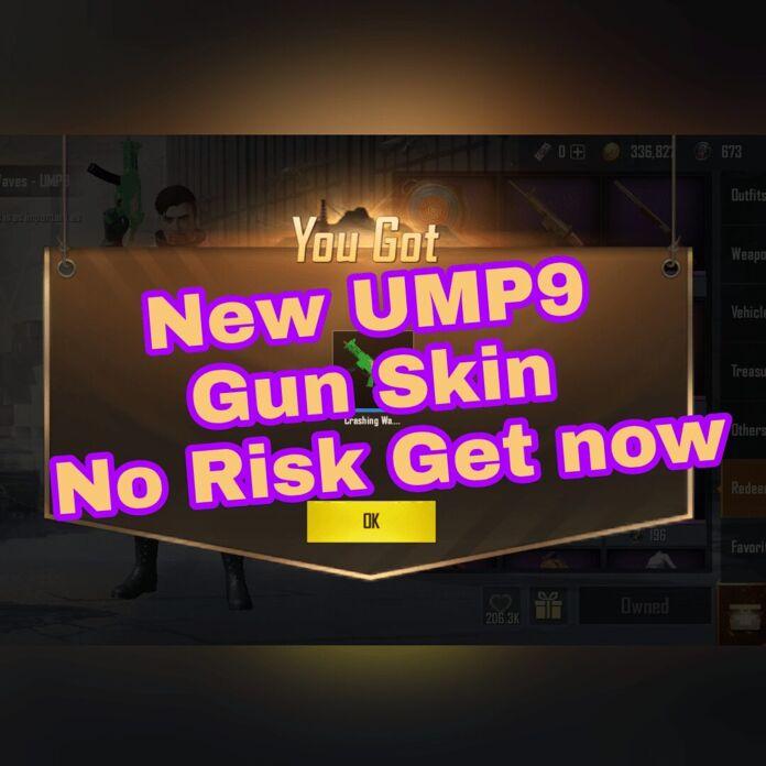 New UPM9 Skin