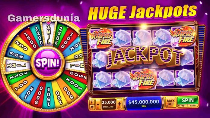 Free House of Fun Coins And Spins